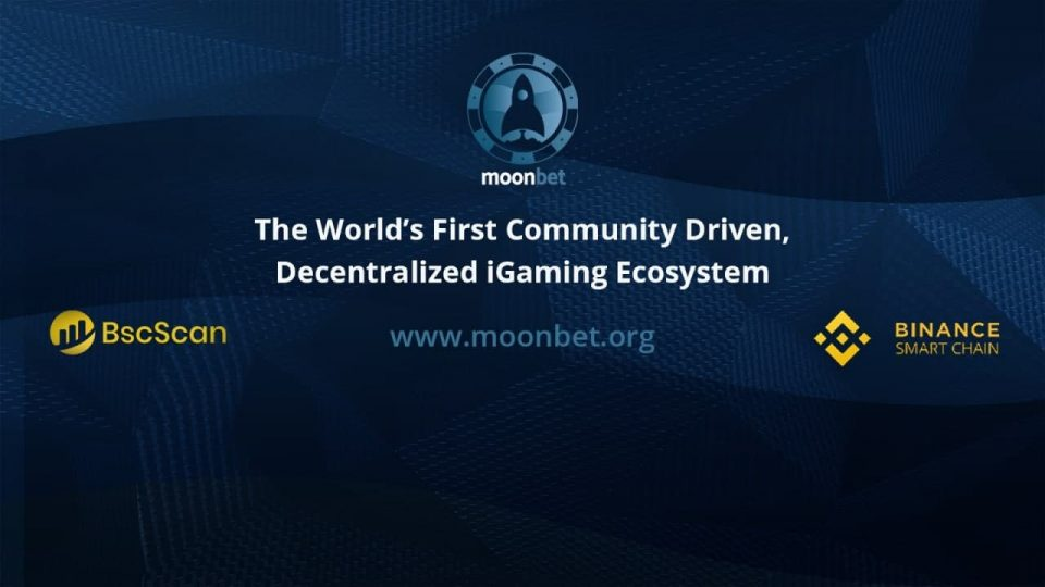 Moonbet: Shaping The Future Of iGaming with Crypto